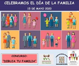 La Mancomunidad Río Bodión organiza el concurso `Dibuja tu familia´