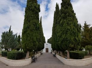 El cementerio de Fuente del Maestre se abrirá al público desde este próximo miércoles