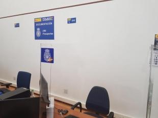 La Oficina de Zafra para la obtención y renovación del DNI retoma de forma gradual su actividad