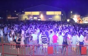 Suspendida la exitosa fiesta paralela a la maratón de fútbol sala en Valencia del Ventoso