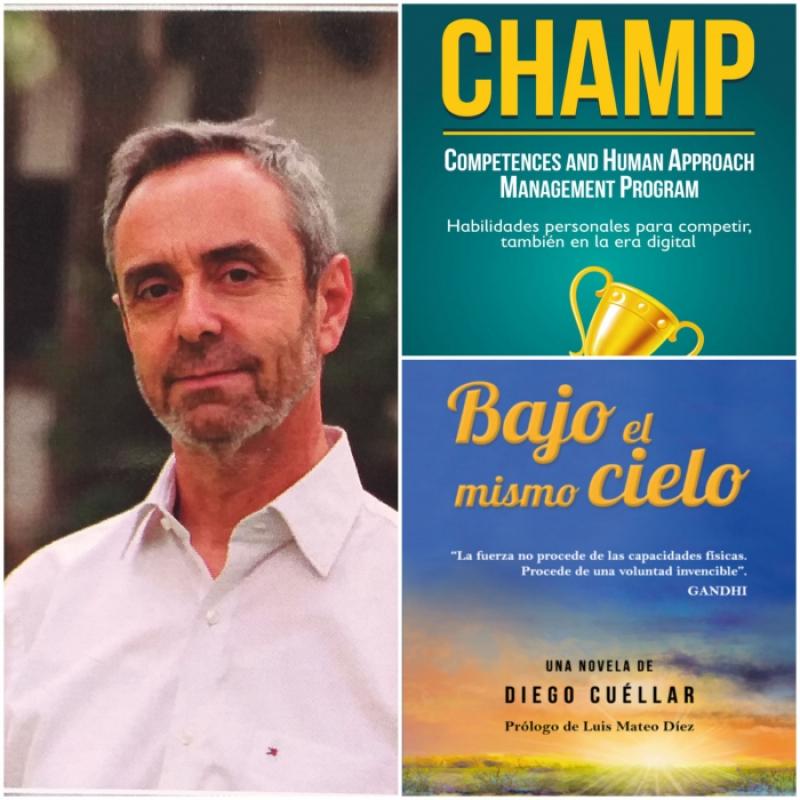 Diego Jaramillo Cuéllar relata su conmovedora historia de superación familiar en `Bajo un mismo cielo´