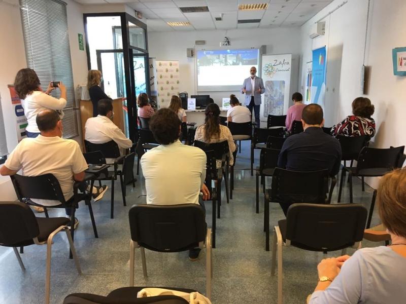 Presentada la campaña `Cuidemos Zafra´ con un presupuesto de 10.000 euros