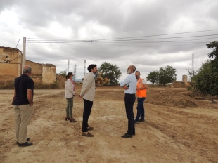 La primera fase del proyecto de urbanización del nuevo centro comercial de Zafra asciende a 900.000 euros