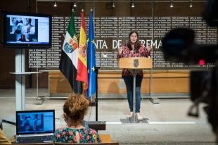 Estela Contreras Asturiano, natural de Zafra, nombrada nueva directora general del Instituto de la Mujer de Extremadura