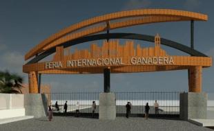 El Ayuntamiento de Zafra adjudica la nueva portada del recinto ferial por un valor de 130.000 euros