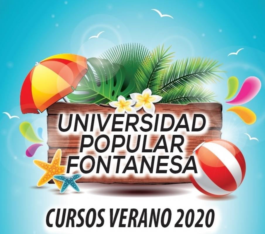 La Universidad Popular fontanesa ofrece una gran variedad de cursos para este verano
