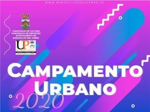 Campamento urbano 2020 en Burguillos del Cerro