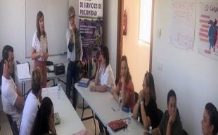 FADEMUR impartirá en Burguillos del Cerro un curso con Certificado de Profesionalidad de 'Atención Sociosanitaria´