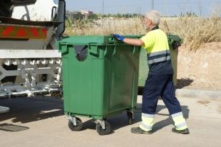 La recogida de residuos sólidos urbanos en Valencia del Ventoso comenzará a realizarse por las mañanas