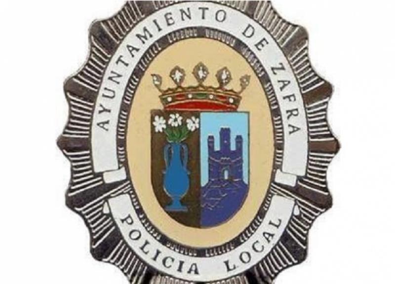 La Policía Local de Zafra interviene contra un conductor sin carné y el propietario del vehículo