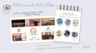 """El proyecto `Camino de PiEFcitos´ reconocido con el Primer Premio de """"Grandes Iniciativas en Valores"""" de la Fundación ATRESMEDIA"""