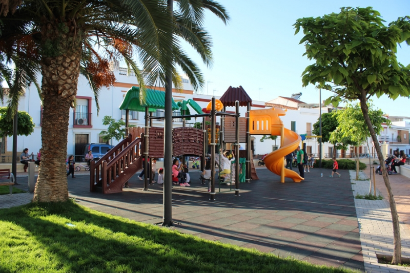 Mañana viernes día 26 se reabrirán al público los Parques Infantiles de Fuente del Maestre