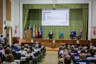 El presidente de la Junta de Extremadura asiste al XX Aniversario de la Fundación Maimona
