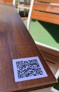 El Ayuntamiento de Los Santos de Maimona digitaliza los menús de los establecimientos hosteleros mediante código QR