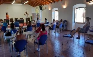 Comienza el Programa Colaborativo Rural `Valencia Ecoactiva´ con 10 alumnos de la localidad
