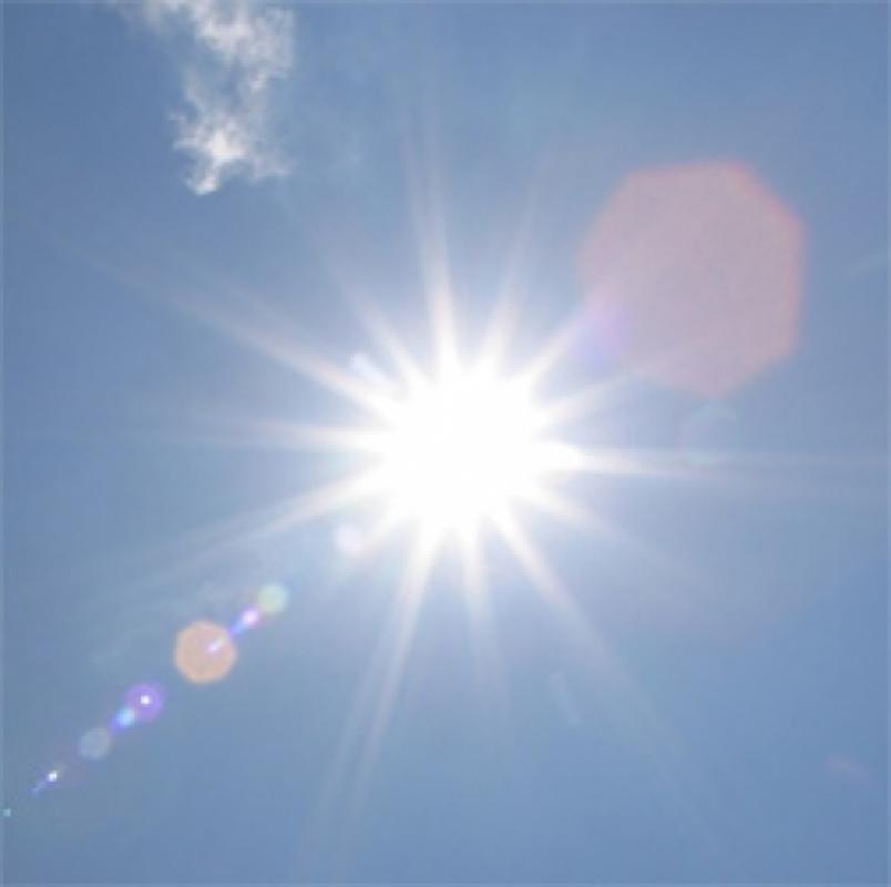 De 14:00h a 21:00h activada la alerta naranja en toda la comarca durante hoy lunes y mañana martes