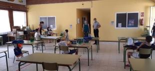 Comienza una nueva edición de los Espacios Educativos Saludables en Zafra, con la participación de 30 niños y niñas