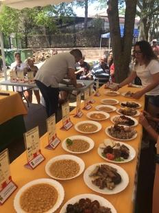 Suspendidas en Valencia del Ventoso la feria gastronómica del garbanzo, la fiesta del emigrante y la feria medieval