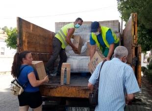 Promedio presenta un informe sobre la situación de desabastecimiento de agua en Atalaya