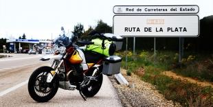 Nuevas fechas del III Rally Turístico en moto Ruta Vía de la Plata