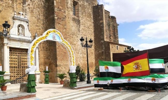 Suspendidas las fiestas patronales y del Emigrante en Puebla de Sancho Pérez