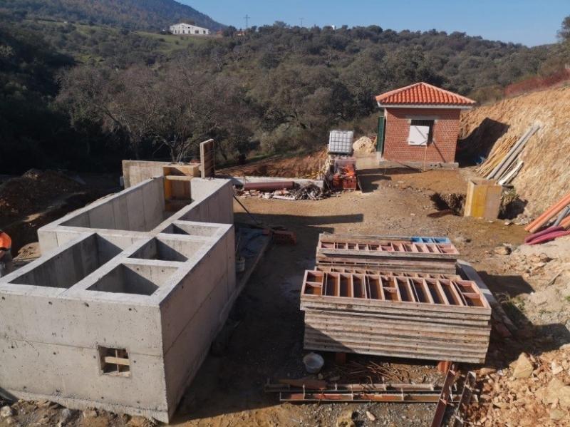La Junta ejecuta 25 obras hidráulicas, entre las que se encuentra la de la Mancomunidad de Los Molinos