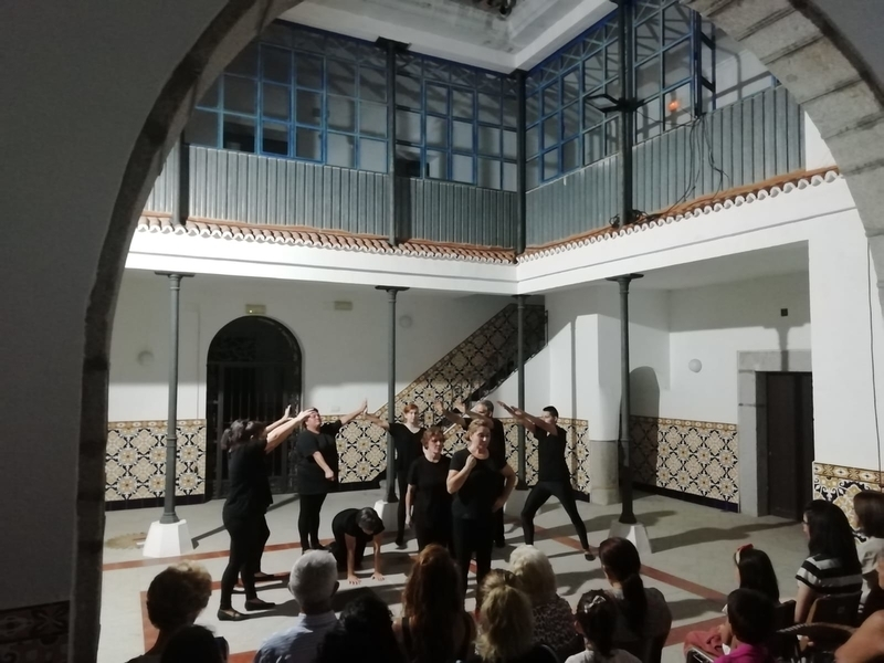 Zafra, Los Santos de Maimona y Burguillos del Cerro se benefician de más 55.000 euros de la Red de Teatros de la Junta
