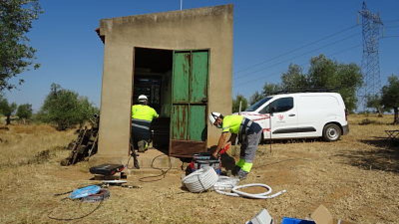 Promedio continúa implementando mejoras en el sistema de abastecimiento de Atalaya