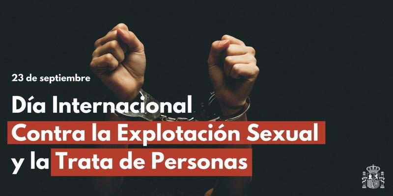 Manifiesto consensuado de la Corporación Municipal de Zafra por el Día Internacional Contra la Explotación Sexual y la Trata de Personas