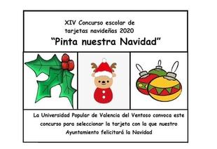 Valencia del Ventoso presenta la XIV Edición del Concurso `Pinta Nuestra Navidad´