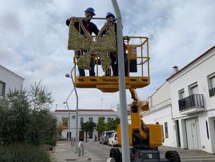 La Navidad se encenderá en Los Santos de Maimona el próximo 5 de diciembre sin público en la Plaza de España