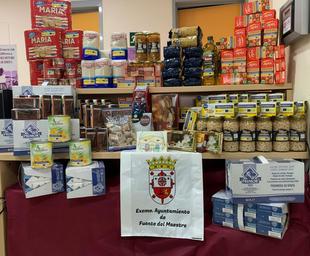 El Ayuntamiento de Fuente del Maestre repartirá cerca de 150 lotes de alimentos la próxima semana
