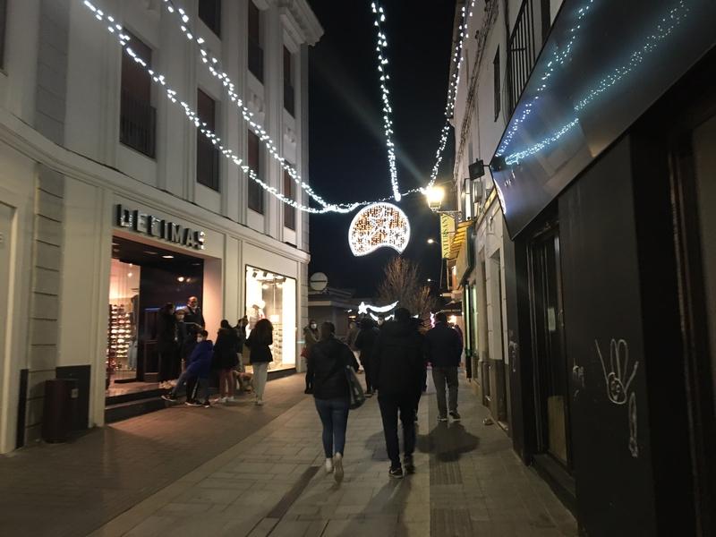 El Ayuntamiento de Zafra valora de forma positiva la campaña comercial de Navidad y que las compras hayan sido locales