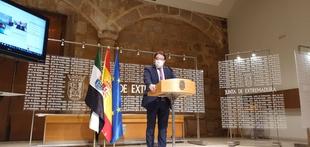 Se prorroga el cierre perimetral de todos los municipios y se cierra hostelería y comercio en localidades extremeñas de más de 3000 habitantes