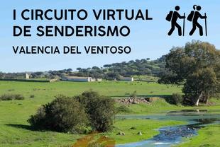 Valencia del Ventoso organiza el I Circuito Virtual de Senderismo