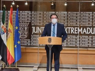 Se flexibiliza el horario comercial en Extremadura y se amplían el toque de queda (28 días) y el cierre perimetral de municipios (7 días)