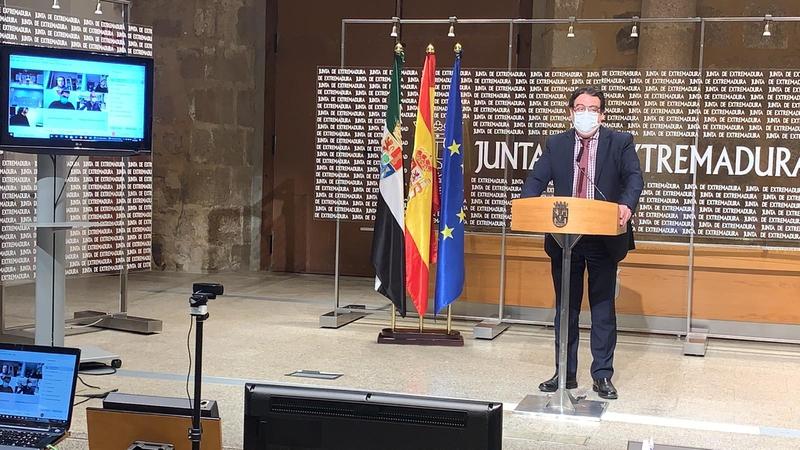 Hostelería y comercio podrán cerrar a las 22.00h si el viernes la IA a los 14 días en Extremadura es inferior a 250