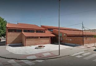 Cribado masivo de pruebas PCR en el CEIP Nuestra Señora de Guadalupe de Burguillos del Cerro