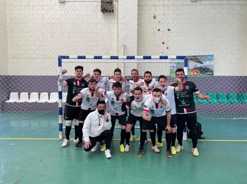 El Grupo López Bolaños FS se proclama campeón de su grupo en la primera fase de la Tercera División Nacional