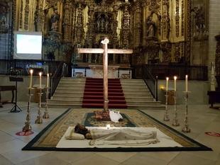 La Semana Santa 2021 de Fuente del Maestre se ha vivido con mucha fe y devoción