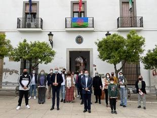 El Ayuntamiento de Zafra ha acogido hoy el acto conmemorativo del Día Internacional del Pueblo Gitano