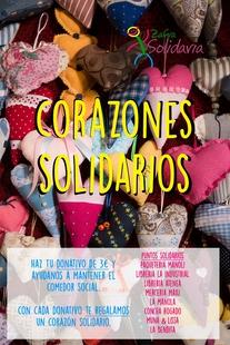 Comienza en Zafra la Campaña Corazones Solidarios para ayudar a mantener el comedor social