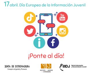 El Ayuntamiento de Zafra se suma a la celebración del Día Europeo de la Información Juvenil