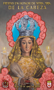 La Real Hermandad de Nuestra Señora de la Cabeza de Fuente del Maestre celebra sus fiestas esta semana