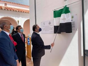 La nueva Biblioteca Pública y Archivo Histórico de Zafra quedaba hoy inaugurada