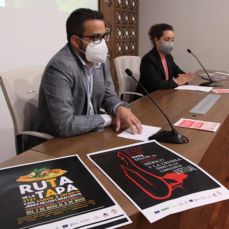Del 7 al 9 de mayo se celebrará el XXXI Salón del Jamón Ibérico y la Dehesa de Jerez de los Caballeros, edición virtual