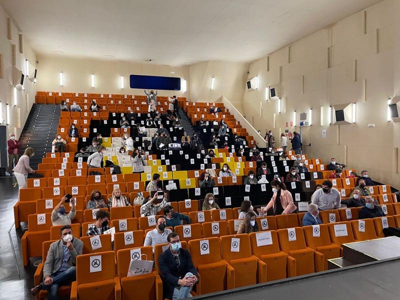 Las Universidades Populares definen en Zafra las líneas de acción de AUPEX para 2021