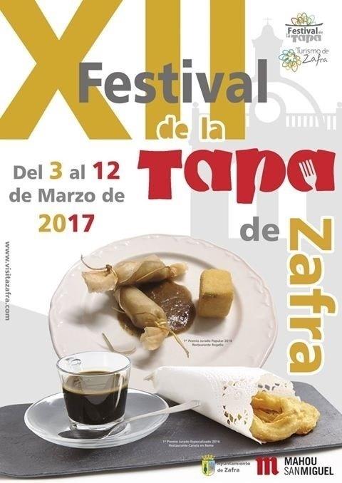 Más de una treintena de establecimientos participa en el XII Festival de la Tapa de Zafra