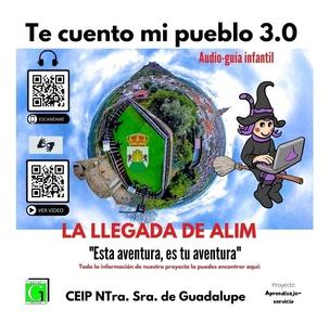 El proyecto `Te cuento mi pueblo 3.0´ del colegio de Burguillos del Cerro galardonado con el Premio a la Educatividad 2020/2021