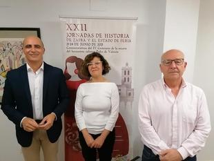 Inauguradas las XXII Jornadas de Historia de Zafra y el Estado de Feria